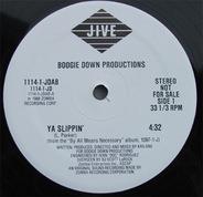 Boogie Down Productions - ya slippin'