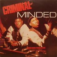 Boogie Down Productions - Criminal Minded Criminal Minded