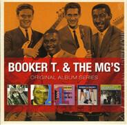 Booker T & The MG's - Original Album Series