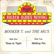Booker T & The MG's - Time Is Tight / Melting Pot