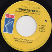 Booker T & The MG's - Heads Or Tails