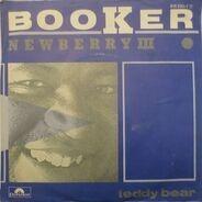 Booker Newberry III - teddy bear