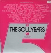 Booker T. & The MG's, a.o. - The Soul Years 25  Atlantic 1948-1973