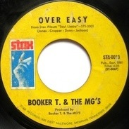 Booker T & The MG's - Over Easy / Hang 'Em High