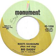 Boots Randolph - Big Daddy