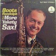 Boots Randolph - Boots Randolph Plays More Yakety Sax