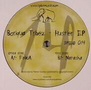 Boriqua Tribez - Hustler EP