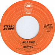Boston - Long Time / Let Me Take You Home Tonight