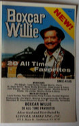 Boxcar Willie - 20 All Time Favorites