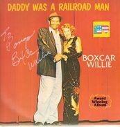 Boxcar Willie - Daddy Was a Railroad Man