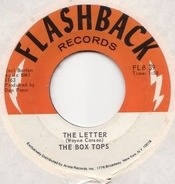 Box Tops - The Letter / Happy Times