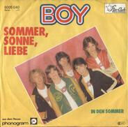 Boy - Sommer, Sonne, Liebe