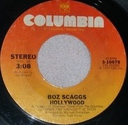 Boz Scaggs - Hollywood / We're Waiting