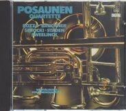 Bozza/Bruckner/Serocki a.o. - Posaunen Quartette