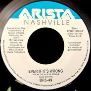 Br549 - Even If It's Wrong
