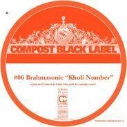 Brahmasonic / Keisuke Suzuki - Kholi Number / Water Samba