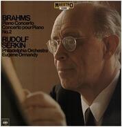 Brahms (Serkin, Ormandy) - Piano Concerto No. 2