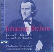 Brahms - Serenaden Nr. 1 & 2 op. 11 & 16