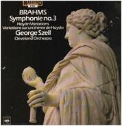 Brahms - Symphony No. 3 / Haydn Variations/Variations Sur Un Theme De Haydn