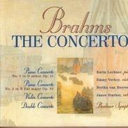 Brahms - The Concertos