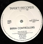 Brain Controllers - Bring That Beat Back
