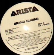 Brand Nubian - Come On & Get Down/Lets Dance