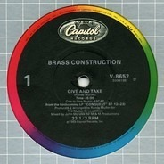 Brass Construction - Give And Take
