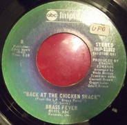 Brass Fever - Lady Marmalade / Back At The Chicken Shack