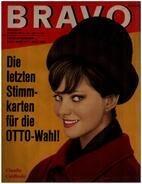 Bravo - 09/1964 -Claudia Cardinale