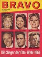 Bravo - 12/1962 - Ruth Leuwerik, Connie Francis, Inge Meysel a.o.