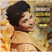 Brenda Lee With Orchestra And Chorus Directed By Owen Bradley - All the Way