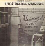 Brendan Croker & The 5 O'Clock Shadows, Brendan Croker And The 5 O'Clock Shadows - A Close Shave