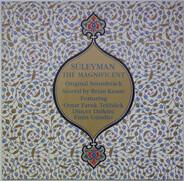 Brian Keane Featuring Omar Faruk Tekbilek , Dinçer Dalkılıç , Emin Gündüz - Suleyman the Magnificent