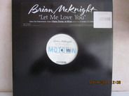 Brian McKnight - Let Me Love You