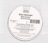 Brian McKnight - Back At One (Dance Remixes)