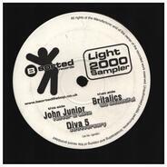 Britalics, Diva 5, John Junior - Light 2000 Sampler