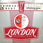 Bronski Beat - Hit That Perfect Beat (Metropolitan Version)