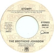 Brothers Johnson - Stomp / Light Up The Night