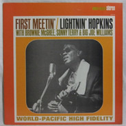 Brownie McGhee - Lightnin' Hopkins - Big Joe Williams - Sonny Terry - Down South Summit Meetin'