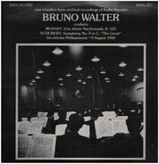 Bruno Walter - Mozart: EIne kleine nachtmusik, Schubert: Symphony No.9 a.o.