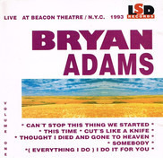 Bryan Adams - Vol. 1
