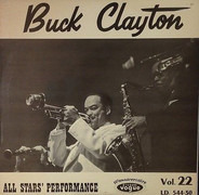 Buck Clayton - All Stars' Performance