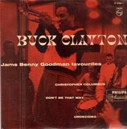 Buck Clayton - Jams Benny Goodman Favorites