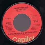 Buck Owens & Susan Raye - Sweethearts In Heaven / Love Is Strange