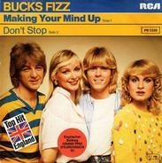 Bucks Fizz - Making Your Mind Up / Don't Stop