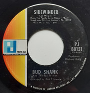 Bud Shank And The Sax Section - Sidewinder