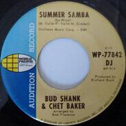 Bud Shank & Chet Baker - Summer Samba / Monday Monday