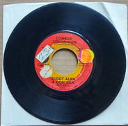 Buddy Alan , Don Rich - Cowboy Convention / We're All Gonna Get Together