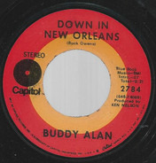 Buddy Alan - Down In New Orleans