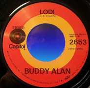 Buddy Alan - Lodi